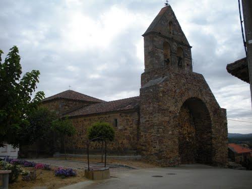 Iglesia de Villanueva de las Peras