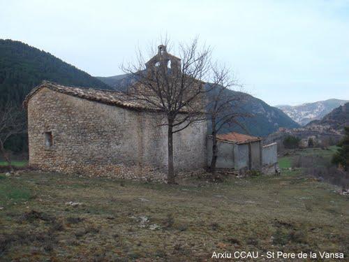 Sant Pere de la Vansa