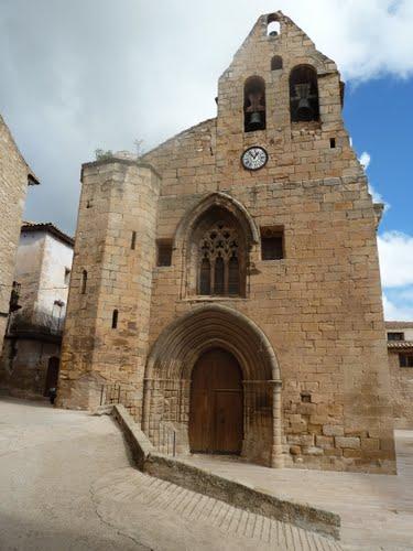 Iglesia de Santiago - Lledó