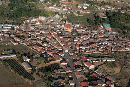 Vista aérea de Argujillo