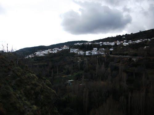 En un lugar de La Alpujarra. Enero de 2011
