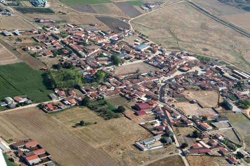 Vista aérea de Torres del Carrizal
