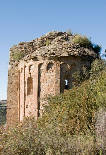Sant Joan de Torreblanca - Ábside