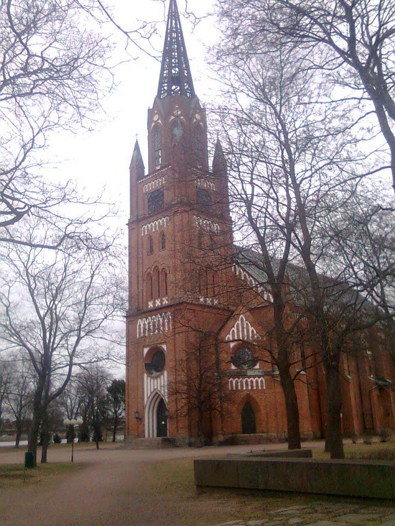 keski porin kirkko