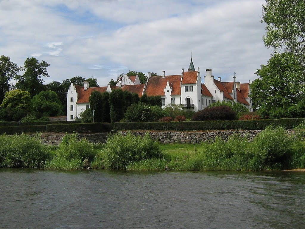 Bosjökloster Castle, Sweden