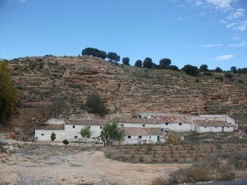 Cerca de Iznalloz. Noviembre de 2010