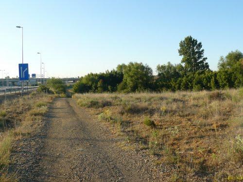 «eHOG Camino 2009» - Sendán Valedere közelében / On the Senda near Valvedere, 26-07-2010