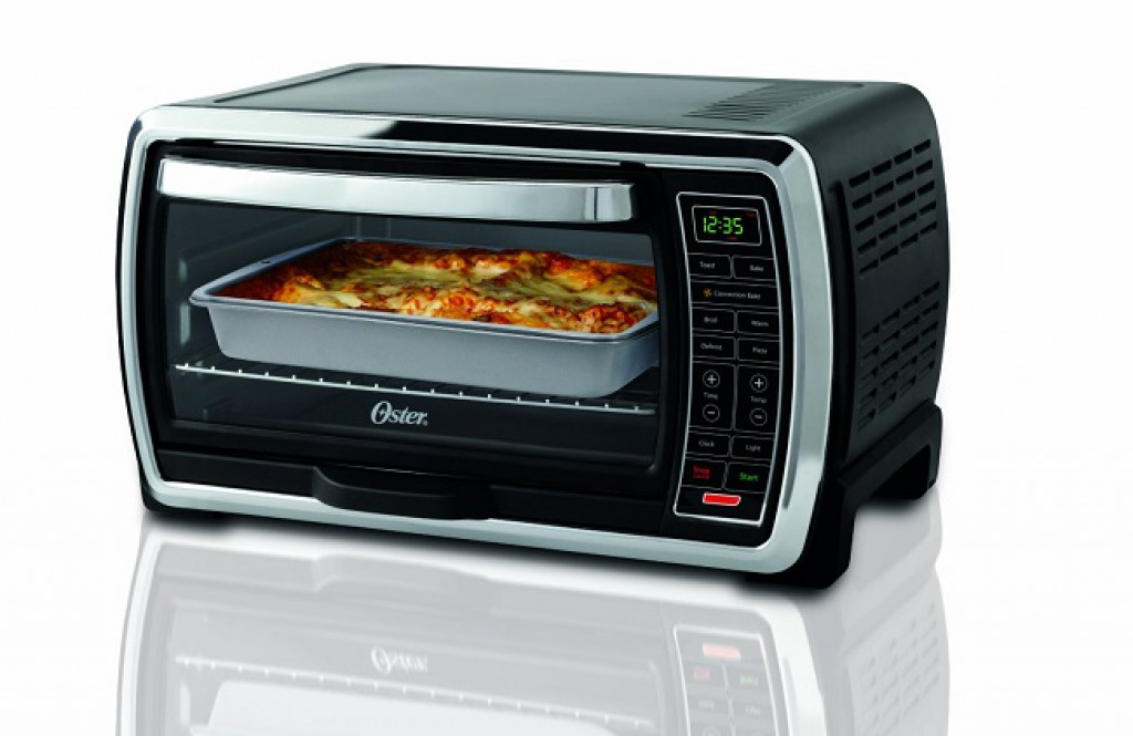 Oster Brand Large Capacity Toaster Oven is Best Toaster Oven