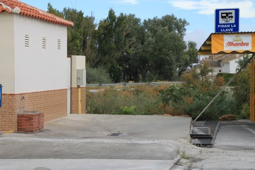 10/2010 Venta Peral, Cúllar, Spanien