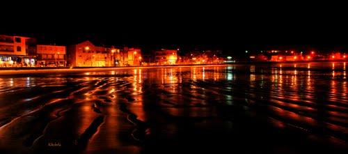 noite en Panxón