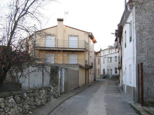 Calle de Castilblanco de Henares