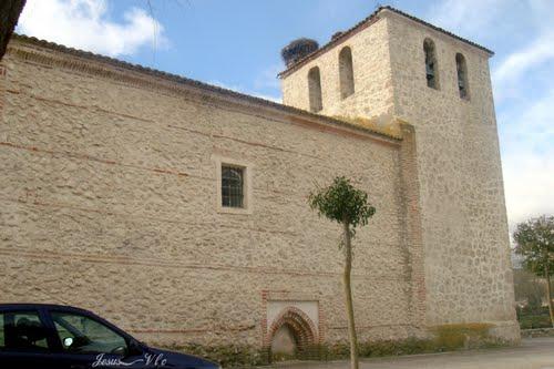Santibáñez de Valcorba - Iglesia de S. Juan Evangelísta