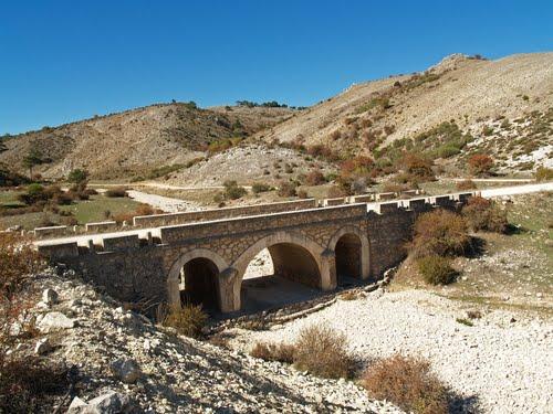 Puente de la Rambla de los Cuartos
