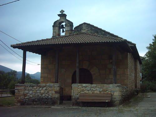 Ermita de Cantabria