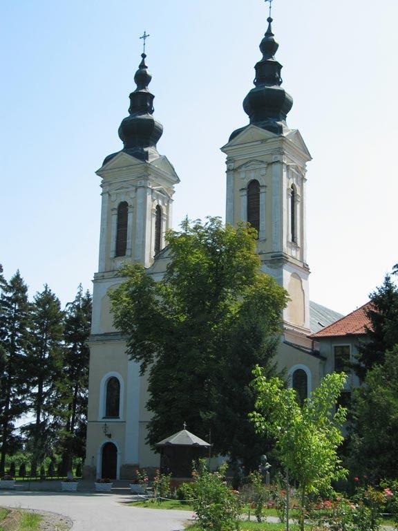 Croatian catholic church Tolisa