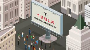 Tesla Motors Inc (TSLA) Starts Referral Program 6.0 With Only Prizes Being Updated