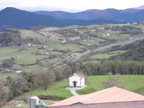 Ermita de Costera y Valle de Ayala