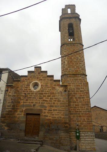 Sant Martí de la Morana: església de Sant Martí