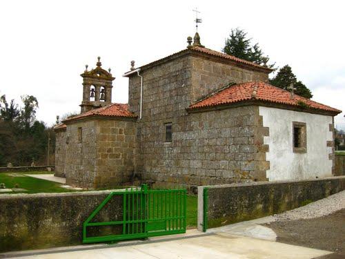 Igrexa de Santa María de Queixas