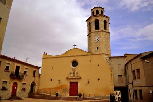 Sant Cristofol de la Granada del Penedes
