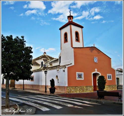 Iglesia de VALLADOLISES  - VALLADOLISES CHURCH - Región de Murcia
