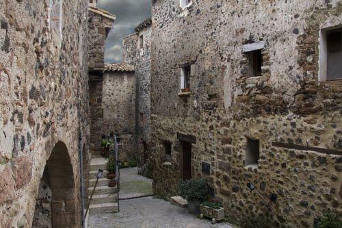 SANTA PAU - LA GARROTXA - Girona