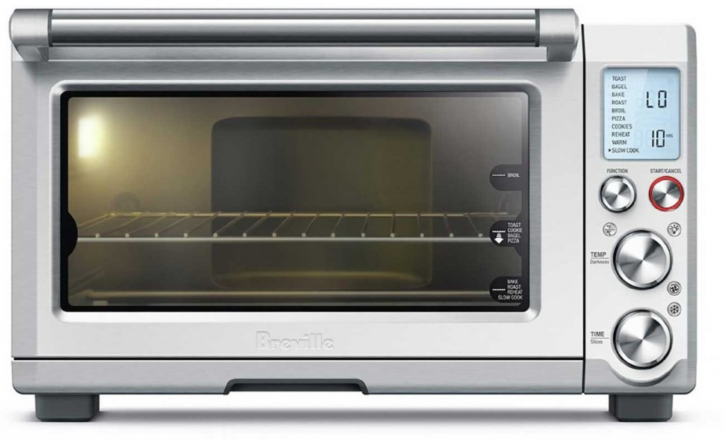 Another Breville Brand Smart Oven Pro Convection Toaster Oven with Element IQ, 1800 W, Silver