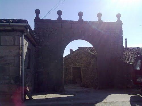 Puerta del Palacio.