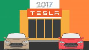 Tesla Motors Inc (TSLA) To Open First Store With Supercharger In Ireland In 2017