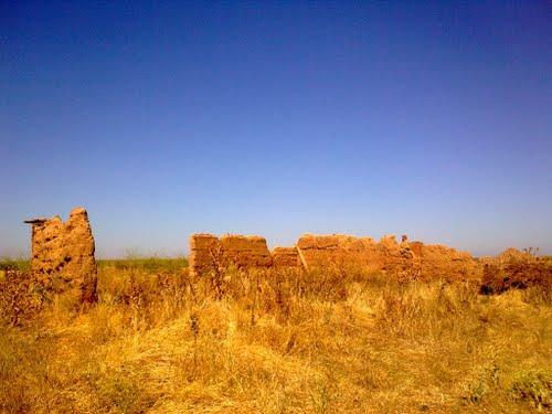 El adobe de la edificación vuelve a la tierra de la que salió, Conforcos -- Región Leonesa