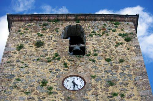 Torre de la Iglesia de Juviles