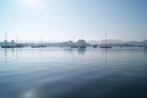 IBIZA-paz y tranquilidad ......invierno en el mar