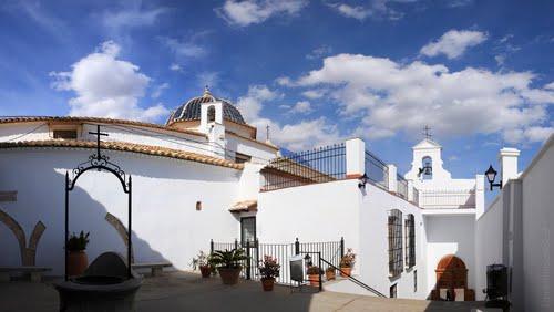 Lliria near Valencia - San Miguel Church