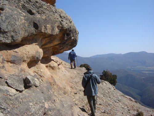 Salto de Roldan (Huesca)