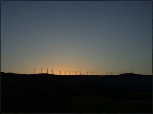 Sol, viento y Sierra del Perdón