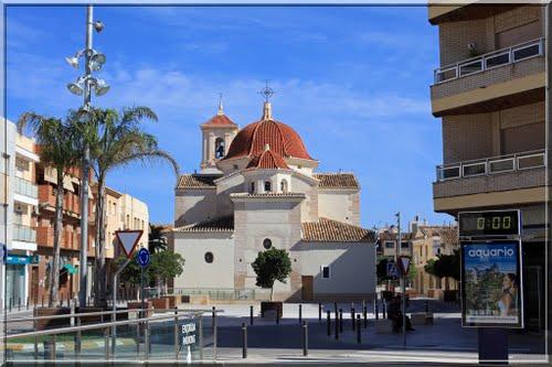 Church - San Javier (Murcia)