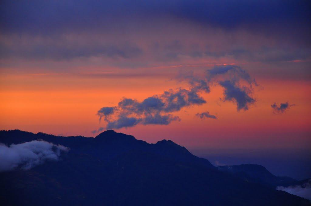 Amanecer Volcan Tajumulco