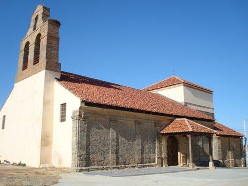 Iglesia de Valdesaz