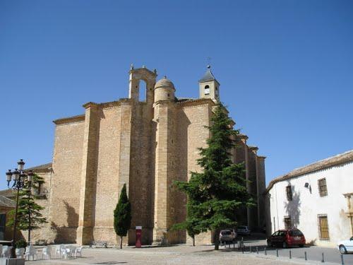 Villamayor De Santiago,Iglesia Parroquial de la Asunción