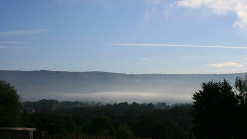 Maceda: Mañá de néboa no val 4