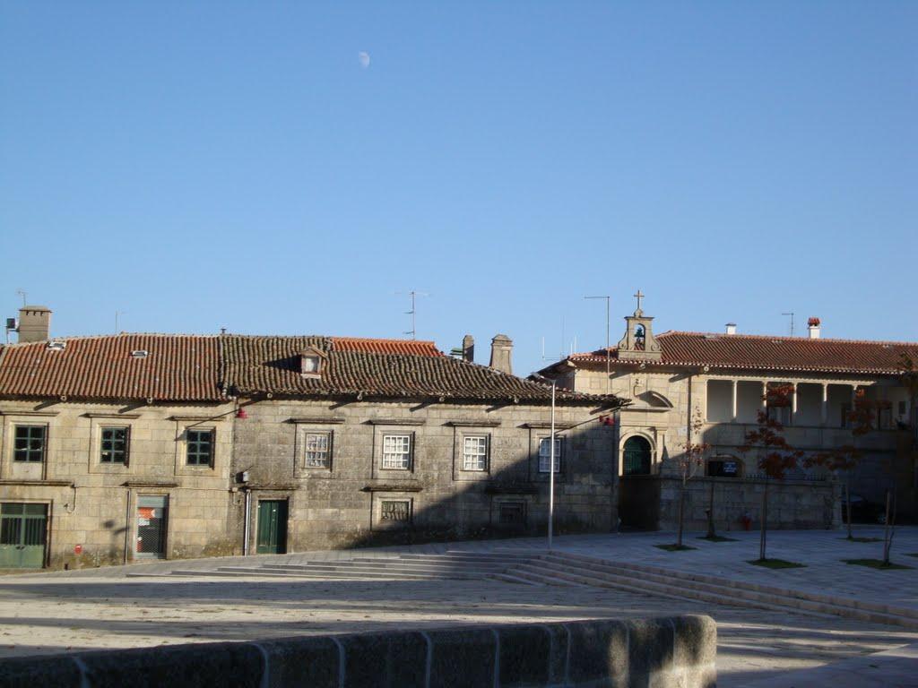 Guarda, Portugal,  Plaza Mayor