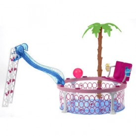 Barbie Dollhouse Pool