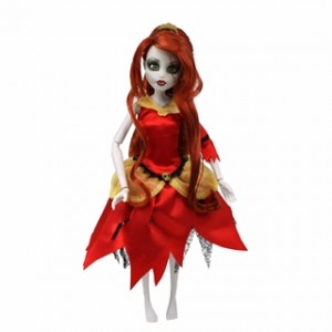 Once Upon A Zombie Fashion Dolls