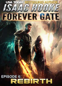 forever gate book cover