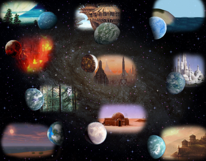 star wars planets