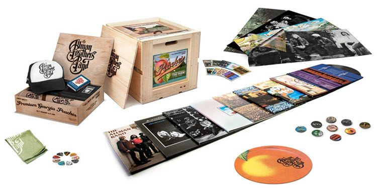 Peach Crate - 9 Essential ABB Albums on Vinyl