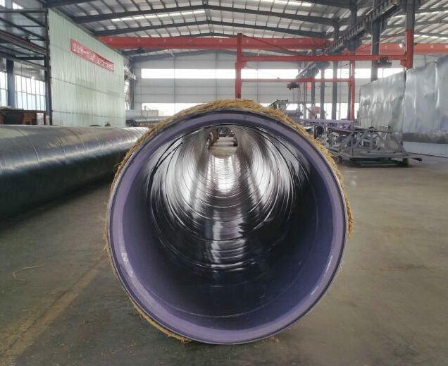 埋地3PE防腐输水管道