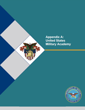 Cover of Appendix A: United States Military Academy