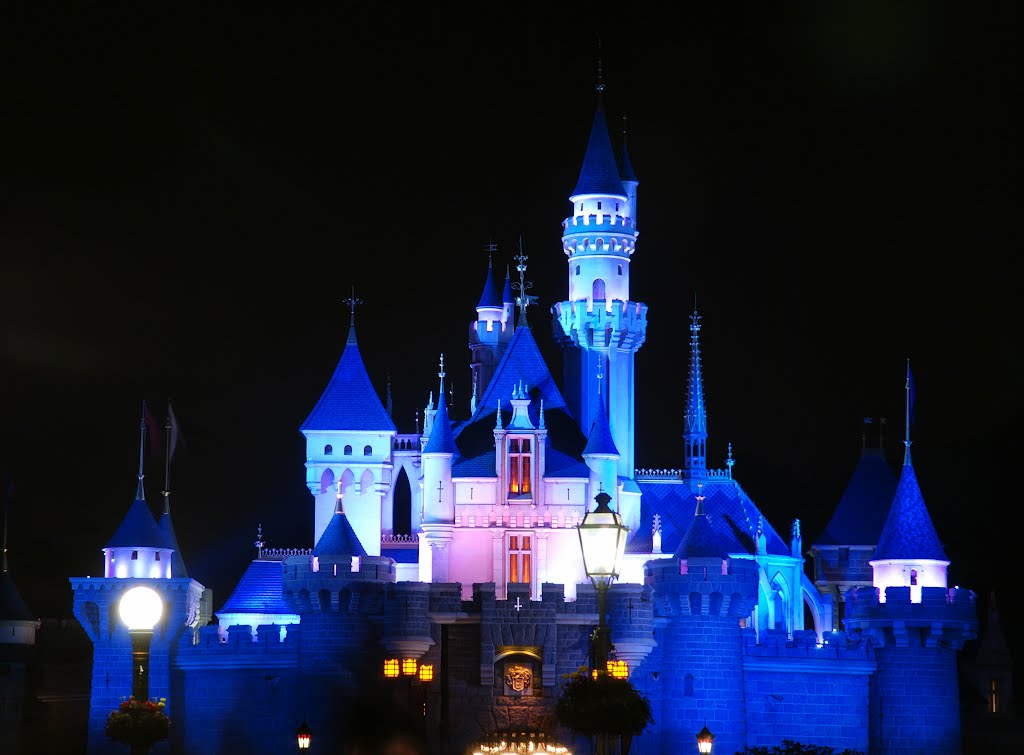 Hong Kong Disneyland; Richel Goes Places