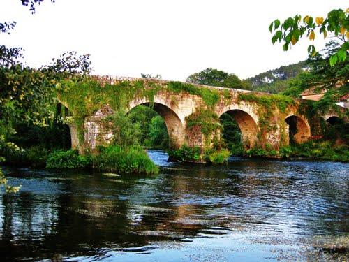 A Ponte Ledesma - (Boqueixón)